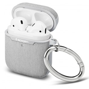 Spigen Urban Fit Airpods Case Gray