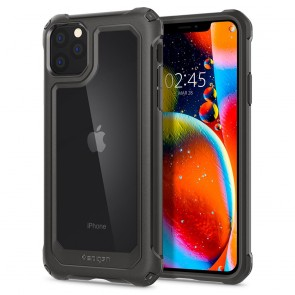 Spigen iPhone 11 Pro Max Gauntlet Case Gunmetal