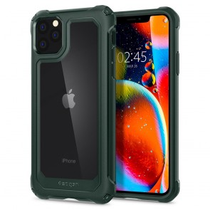 Spigen iPhone 11 Pro Max Gauntlet Case Hunter Green