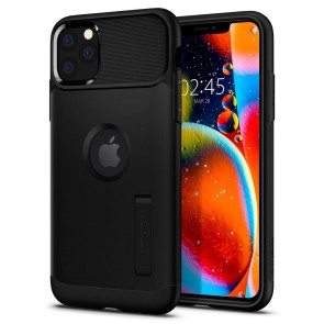 Spigen iPhone 11 Pro Max Slim Armor Case Black