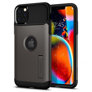 Spigen iPhone 11 Pro Max Slim Armor Case Gunmetal