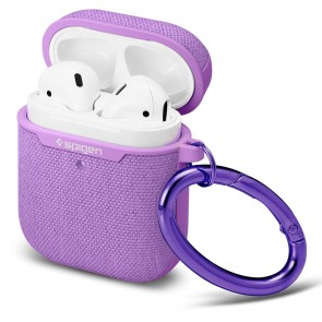 Spigen Urban Fit Airpods Case Purple