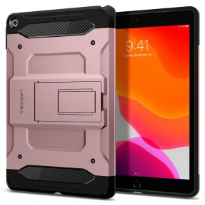 Spigen iPad 10.2 7th/8th Gen Tough Armor Tech Case Rose Gold