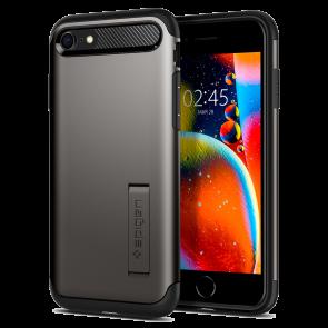 Spigen iPhone SE (2020)/iPhone 8/7 Slim Armor Gunmetal