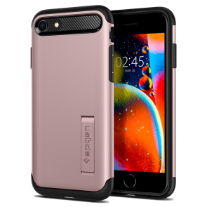 Spigen iPhone SE (2020)/iPhone 8/7 Slim Armor Rose Gold