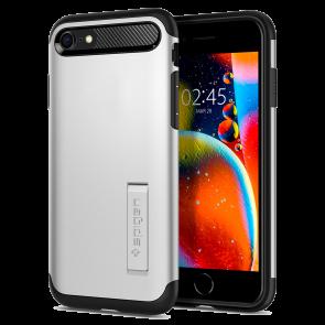 Spigen iPhone SE (2020)/iPhone 8/7 Slim Armor Silver