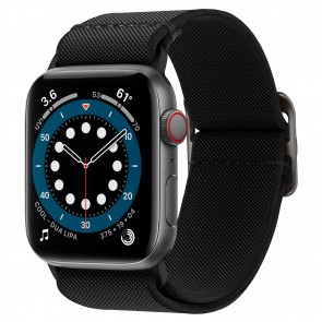 Spigen Apple Watch Series SE / 6 / 5 / 4 (40mm) Lite Fit Band Black
