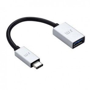 Just Mobile AluCable USB C 3.0 to USB Adapter