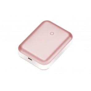 Just Mobile Gum++ 6000mAh USB Portable Power Pack Rose Pink