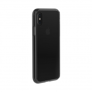 Just Mobile TENC Air for iPhone X/Xs Crystal Black