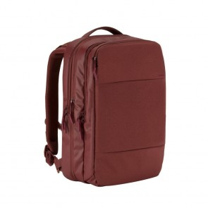 Incase City Commuter Backpack - Deep Red