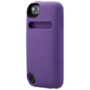 Speck Products KangaSkin Case for iPod Touch 5 (Grape Purple)