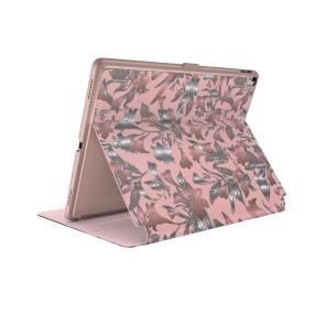 Speck 10.5-Inch iPad Pro Balance Folio Print - Lillymodern Cathedral Grey/Atlantic Blue