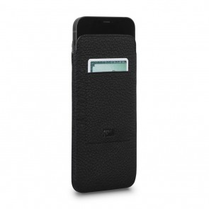 Sena iPhone 13/iPhone 13 Pro Ultraslim Wallet Black