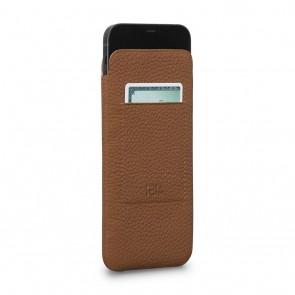 Sena iPhone 13 Pro Max Ultraslim Wallet Tan