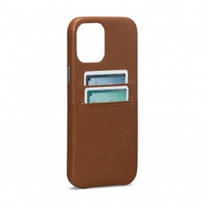 Sena iPhone 13/iPhone 13 Pro Snap On Wallet Toffee