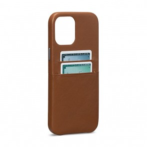Sena iPhone 13 Pro Max Snap On Wallet Toffee