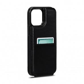 Sena iPhone 13 mini WalletSkin Black