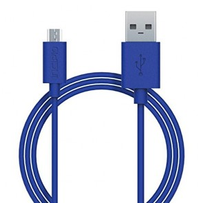 Incipio CHARGE/SYNC Micro USB Cable - Blue