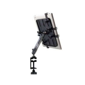 The Joy Factory Unite Universal Carbon C-Clamp Mount for Tablets 7 to 12-Inch (MNU103)