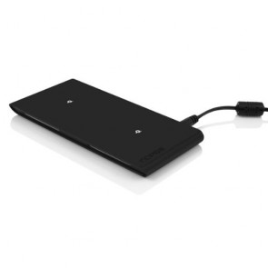 Incipio Ghost 210 Qi Wireless Charging Base - Retail Packaging - Black
