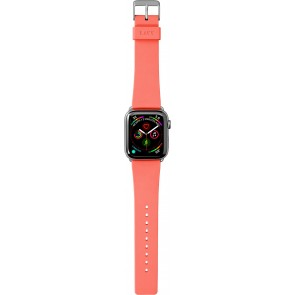 Laut ACTIVE For Apple Watch Series 1-4 CORAL (42/44mm)