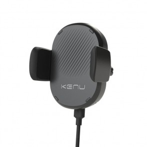 Kenu Airframe Wireless Fast Charging Vent Mount Black