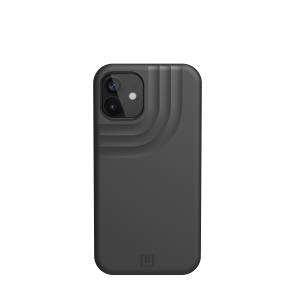 Urban Armor Gear - U Anchor Case For iPhone 12 mini - Black