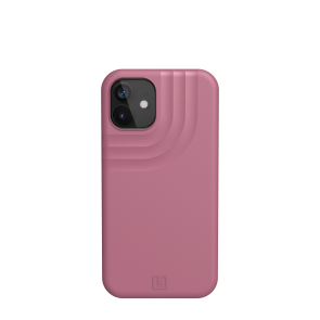 Urban Armor Gear - U Anchor Case For iPhone 12 mini - Dusty Rose