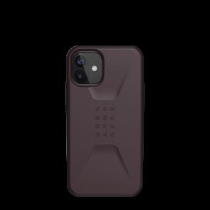 Urban Armor Gear Civilian Case For iPhone 12 mini - Eggplant
