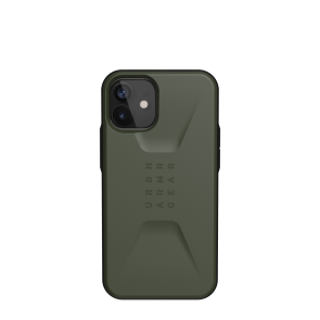 Urban Armor Gear Civilian Case For iPhone 12 mini - Olive