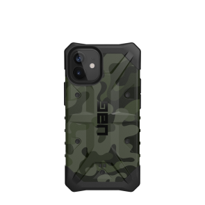 Urban Armor Gear Pathfinder Case For iPhone 12 mini - Forest Camo