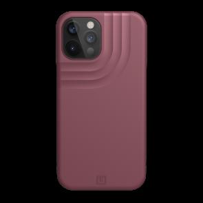 Urban Armor Gear - U Anchor Case For iPhone 12/iPhone 12 Pro - Aubergine
