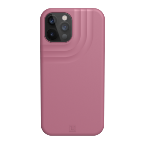Urban Armor Gear - U Anchor Case For iPhone 12 Pro Max - Dusty Rose
