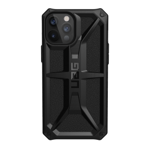 Urban Armor Gear Monarch Case For iPhone 12/iPhone 12 Pro - Black