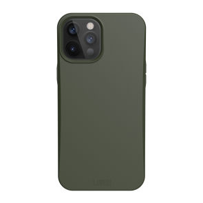 Urban Armor Gear Outback Biodegradable Case For iPhone 12/iPhone 12 Pro - Olive