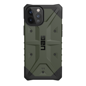 Urban Armor Gear Pathfinder Case For iPhone 12 Pro Max - Olive