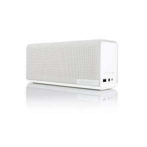 Braven 1100 Portable Bluetooth Speaker - White/Light Gray