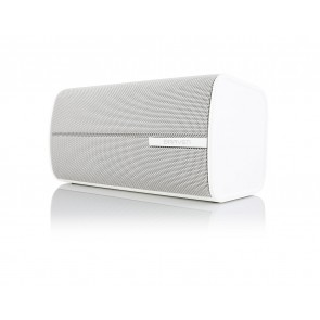Braven 2200M Portable Bluetooth Speaker - White/Gray