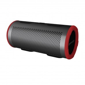 Braven Active Stryde 360 Bluetooth Speaker - Gray/Red