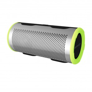 Braven Active Stryde 360 Bluetooth Speaker - Silver/Green