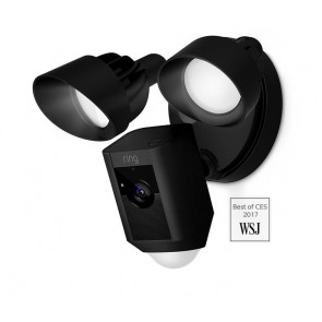 Ring Floodlight Cam- Black