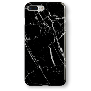 Recover Black Marble iPhone 8/7/6 Plus case