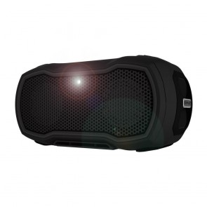 BRAVEN READY PRO Outdoor Waterproof Speaker - Black/Black/Titanium