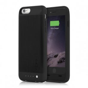 Incipio offGRID SHINE Battery Case for iPhone 6 - 3000mAh - Brushed Black