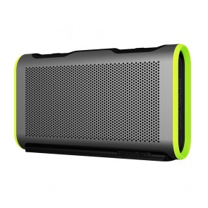 Braven Stryde Waterproof Bluetooth Speaker Silver/Green