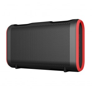 Braven Stryde XL Bluetooth Speaker - Gray/Red
