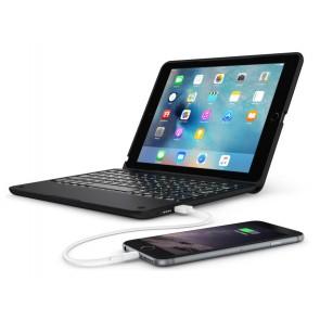 Incipio ClamCase+ Power for iPadPro 9.7 - Black