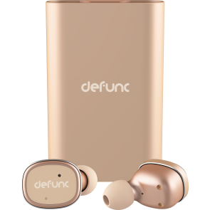 Defunc TRUE Earbud (True Wireless)  Goldish