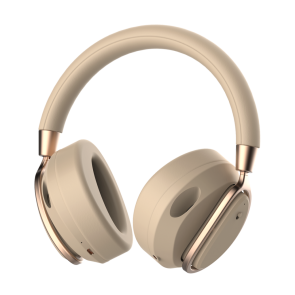 DeFunc BT MUTE ANC Headphone PLUS  Goldish